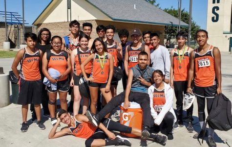 Cross Country Strides For League Title This Season