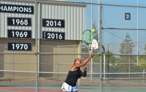 Girls' Tennis is Serving a Great Season