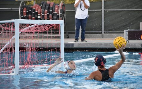 Girls Water Polo Ready To Take On The New Season