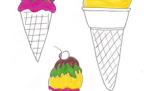 Baskin Robbins Review: Triple Mango