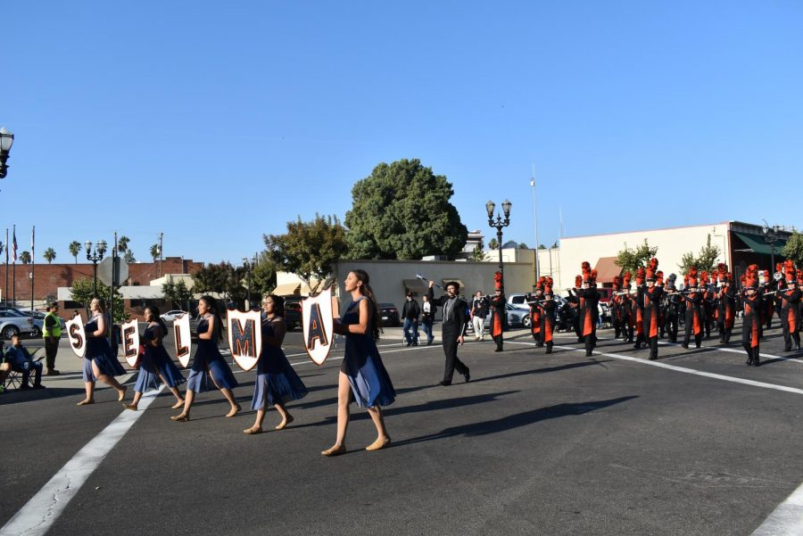 Selma Celebrates 55th Band Review