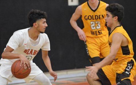 Boys Basketball Aims to Succeed