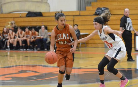 Varsity Girls Basketball Shoots for Success