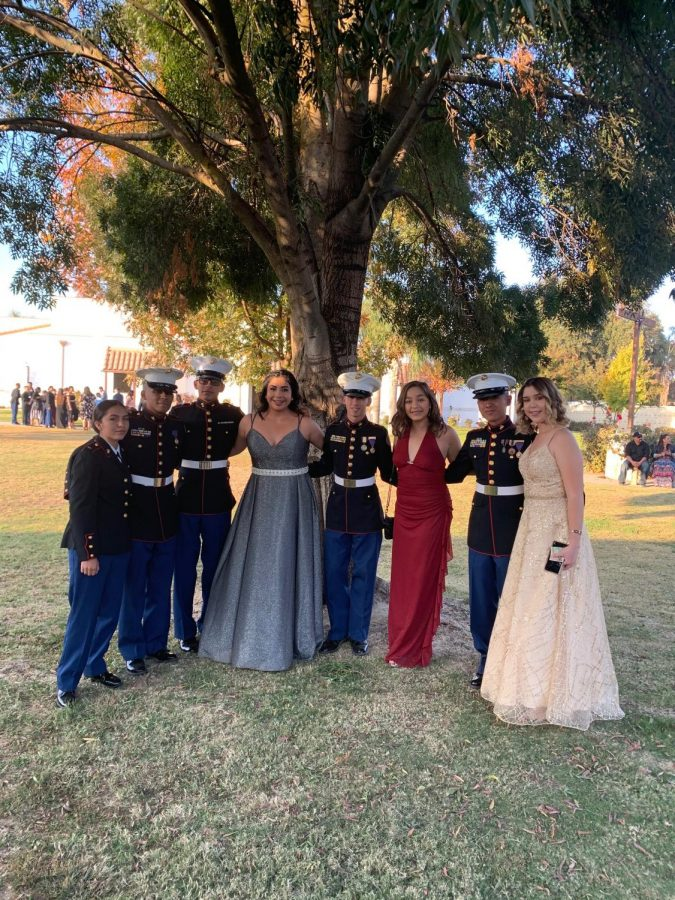 MCJROTC Holds Annual Ball