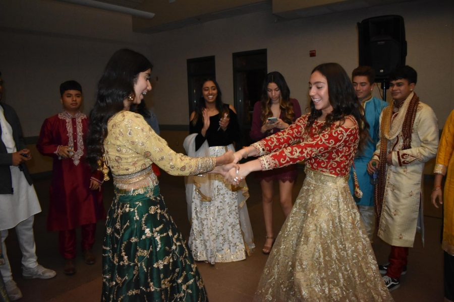 Bollywood Night Makes Its Debut
