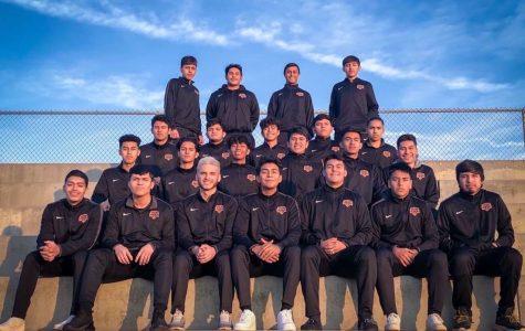 Boys Soccer Strives for Playoffs