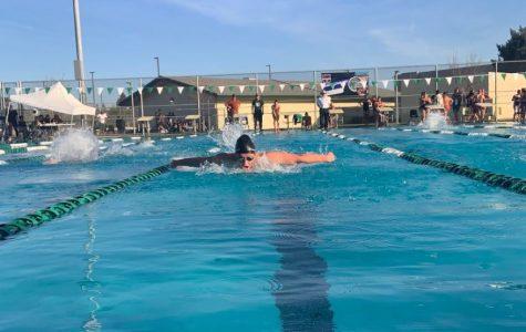 Selma High Swim Starts With a Splash
