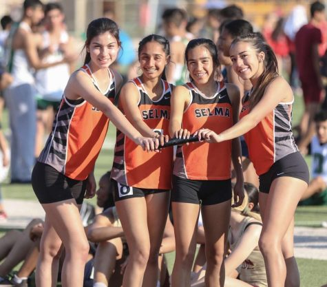 Track and Field Makes Great Strides This Season