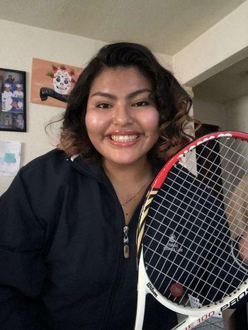 Anahi Pushes to Improve While at Home