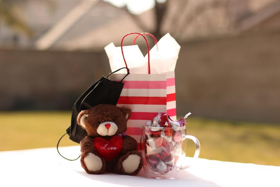 A collection of Valentine's Day goodies. Photo contributed by Victoria Quintana