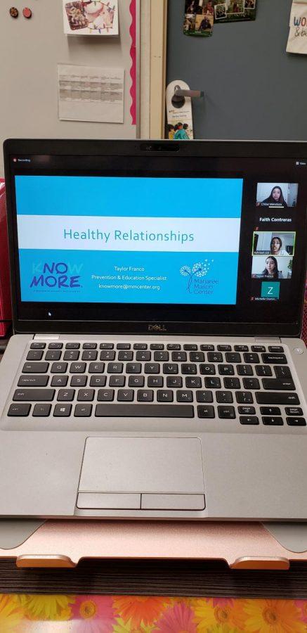 Webinar Highlights Healthy Relationships at Selma High