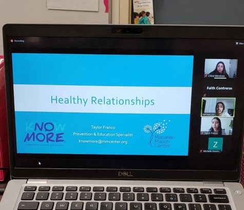 Webinar Highlights Healthy Relationships at Selma High