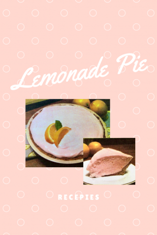 Refreshing (and Easy) Pink Lemonade Pie