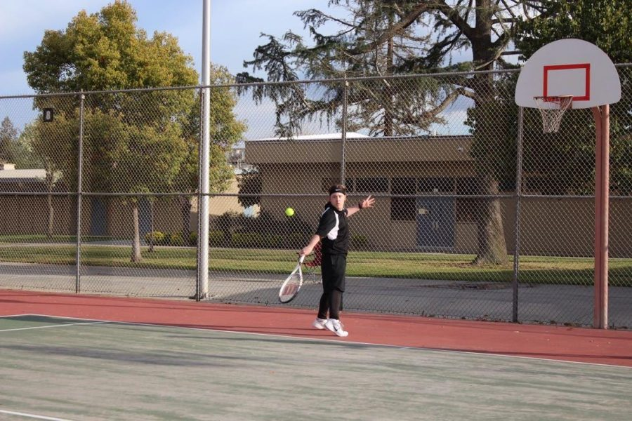 Boys' Tennis Prepares to Serve An Amazing Season