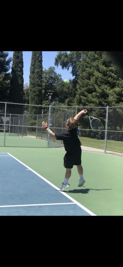 Boys' Tennis: All Out, All Game, All season